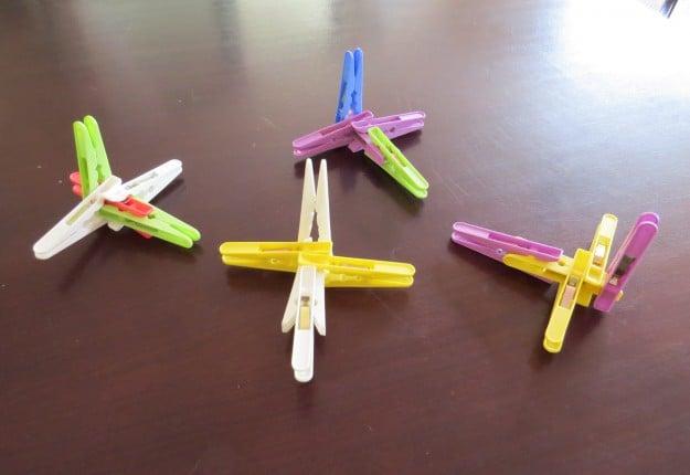 Peg Aeroplanes